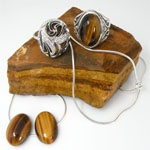 Tiger's Eye Jewelry