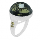 Gold Flake Ring Nrb5915-GL-R