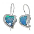 Opal Earrings 1287 ~ FREE SHIPPING ~
