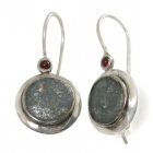 Roman Glass Earrings 1824 ~ FREE SHIPPING ~