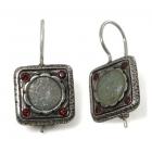 Roman Glass Earrings 1825 ~ FREE SHIPPING ~