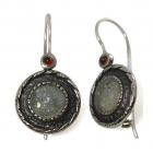 Roman Glass Earrings 1829 ~ FREE SHIPPING ~