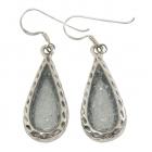 Roman Glass Earrings 1898 ~ FREE SHIPPING ~