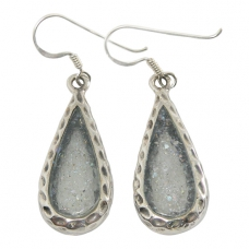 Roman Glass Earrings 1898 ~ FREE SHIPPING ~
