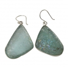 Roman Glass Earrings 1899 ~ FREE SHIPPING ~