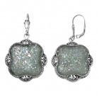 Roman Glass Earrings 2136 ~ FREE SHIPPING ~