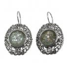 Roman Glass Earrings 2143 ~ FREE SHIPPING ~