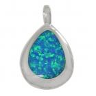 opal pendant NP0220/OP ~ FREE SHIPPING ~