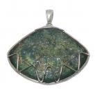 Roman Glass Pendant 7112 ~ FREE SHIPPING ~