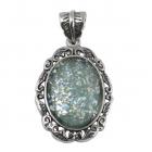 Roman Glass Pendant 7663 ~ FREE SHIPPING ~