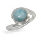 Larimar Ring 1002 ~ FREE SHIPPING ~
