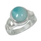 Larimar Ring 1171 ~ FREE SHIPPING ~