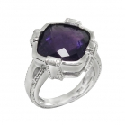 Amethyst Ring 4083/R ~ FREE SHIPPING ~