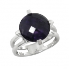 Amethyst Ring 4152/R ~ FREE SHIPPING ~