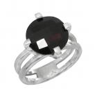 Garnet Ring 4152/R ~ FREE SHIPPING ~