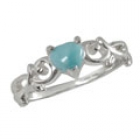 Larimar Ring 4220 ~ FREE SHIPPING ~