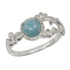 Larimar Ring 4464 ~ FREE SHIPPING ~