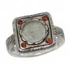 Roman Glass Ring  4740 ~ FREE SHIPPING ~