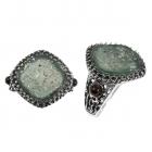 Roman Glass Ring  5156 ~ FREE SHIPPING ~