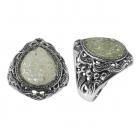 Roman Glass Ring  5155 ~ FREE SHIPPING ~