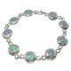 Opal Bracelet 0224  ~ FREE SHIPPING ~