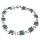 Opal Bracelet 0851 ~ FREE SHIPPING ~