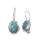 Opal Earrings 1281 ~ FREE SHIPPING ~