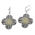 Roman Glass Earrings 2130 ~ FREE SHIPPING ~