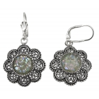 Roman Glass Earrings 2141 ~ FREE SHIPPING ~