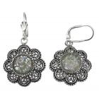 Roman Glass Earrings 2141 ~ FREE SHIPPING ~