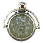 Roman Glass Pendant 6787 ~ FREE SHIPPING ~