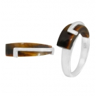 Tigers Eye Ring 3313 ~ FREE SHIPPING ~