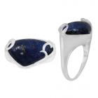 Lapis Lazuli Ring 3337 ~ FREE SHIPPING ~