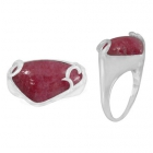 Rhodonite Ring 3337 ~ FREE SHIPPING ~