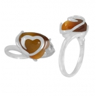Tigers Eye Ring 3348 ~ FREE SHIPPING ~