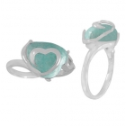Amazonite Ring 3348 ~ FREE SHIPPING ~