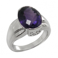 Amethyst Ring 4089/R ~ FREE SHIPPING ~