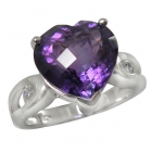 Amethyst Ring 4086/R ~ FREE SHIPPING ~