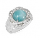 Larimar Ring 4983 ~ FREE SHIPPING ~