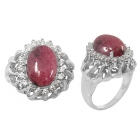 Rhodonite Ring 4996 ~ FREE SHIPPING ~