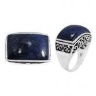 Lapis Lazuli Ring 5085/OXI ~ FREE SHIPPING ~