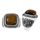 Tigers Eye Ring 5090 ~ FREE SHIPPING ~