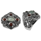 Roman Glass Ring  5093 ~ FREE SHIPPING ~