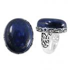 Lapis Lazuli Ring 5120  ~ FREE SHIPPING ~