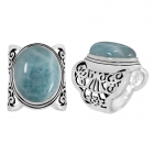 Larimar Ring 5135 ~ FREE SHIPPING ~