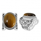 Tigers Eye Ring 5135 ~ FREE SHIPPING ~