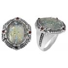 Roman Glass Ring 5150 ~ FREE SHIPPING ~