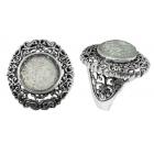 Roman Glass Ring 5167 ~ FREE SHIPPING ~