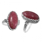 Rhodonite Ring 5213 ~ FREE SHIPPING ~