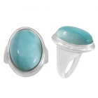 Larimar Ring 5495 ~ FREE SHIPPING ~